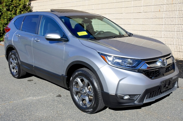 Used 2019 Honda Cr-v EX AWD Used 2019 Honda Cr-v EX AWD for sale  at Metro West Motorcars LLC in Shrewsbury MA 7