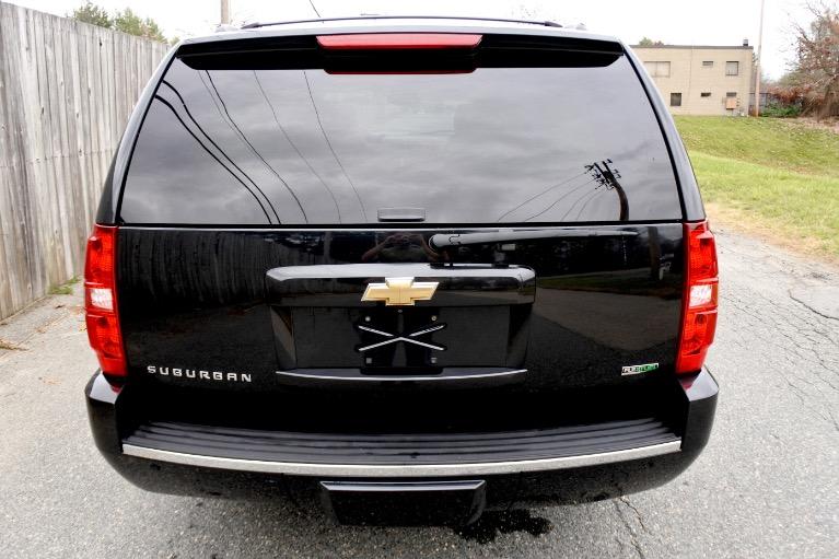 Used 2011 Chevrolet Suburban 1500 LTZ 4WD Used 2011 Chevrolet Suburban 1500 LTZ 4WD for sale  at Metro West Motorcars LLC in Shrewsbury MA 4
