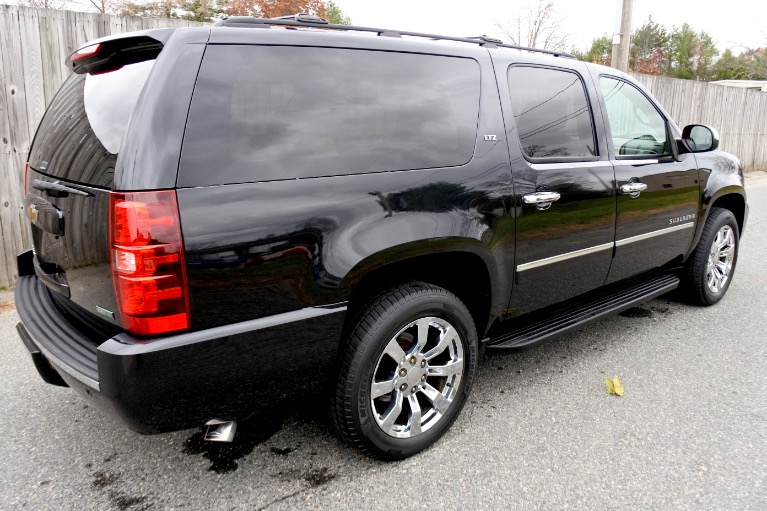 Used 2011 Chevrolet Suburban 1500 LTZ 4WD Used 2011 Chevrolet Suburban 1500 LTZ 4WD for sale  at Metro West Motorcars LLC in Shrewsbury MA 5